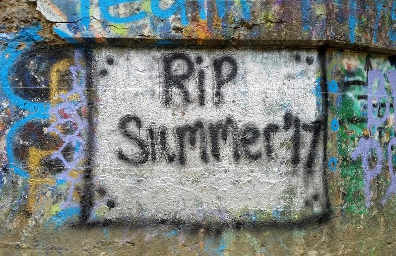 RIP Summer '17