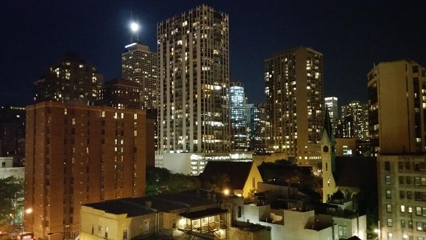 The City atNight