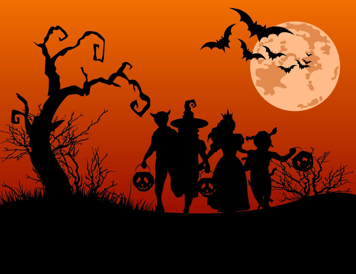 3rd Halloween Poem Contest – 1st Group Of Submitted Poems