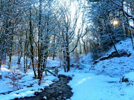 Santa Self-Care — #writephoto