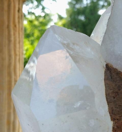 Up-close Crystal