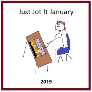 Linda G. Hill's 2019 Jot It January