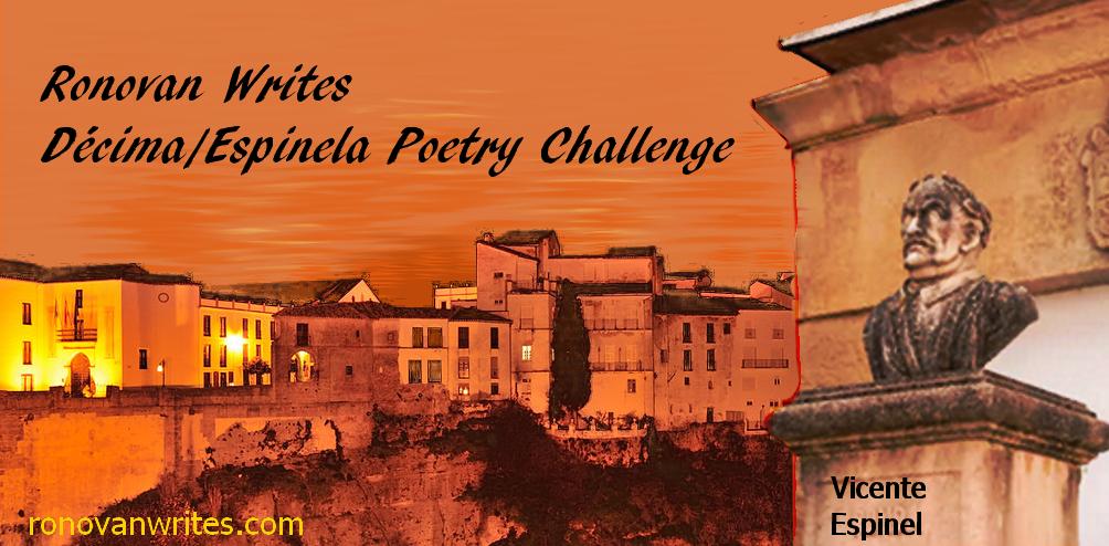 Ronovan's Decima Poetry Challenge Image