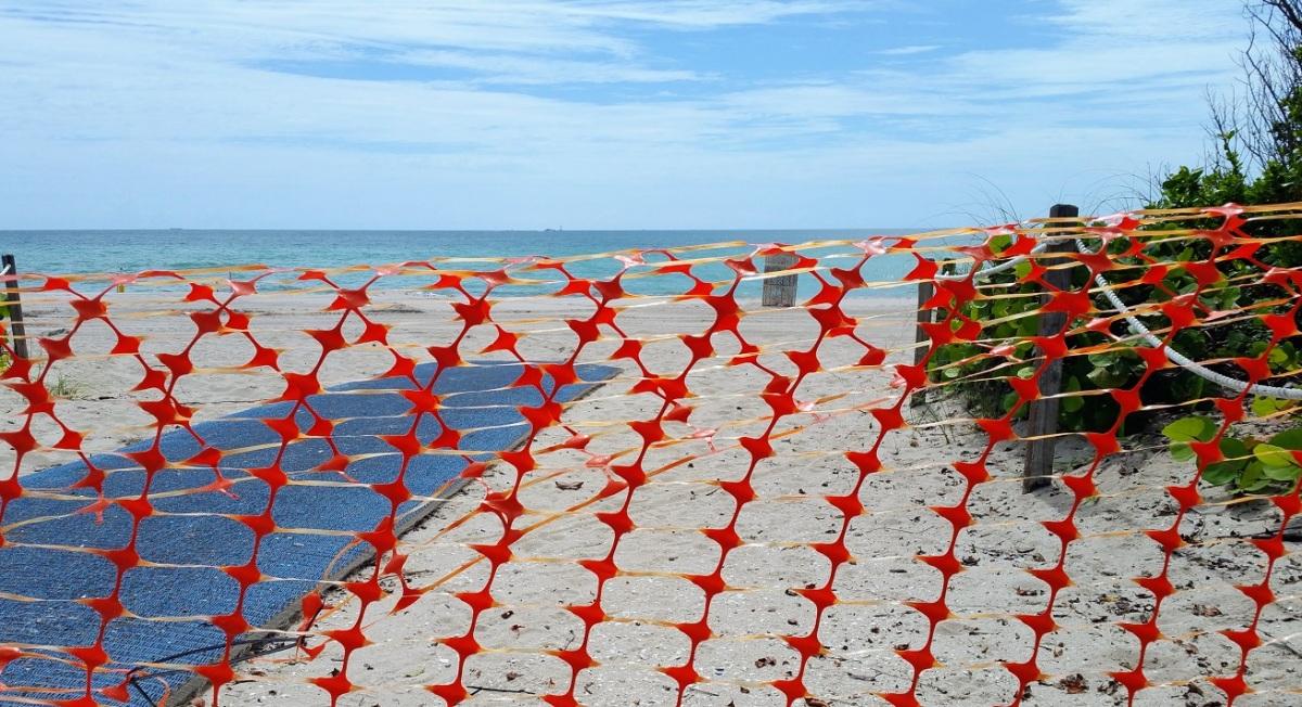 Imperturbable Beach