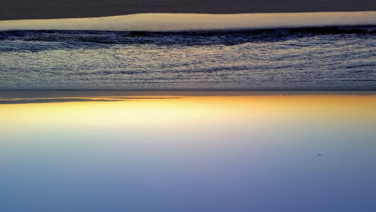 Inverted Horizontal